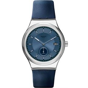 Swatch Sy23s403 PETITE SECONDE BLUE Otomatik