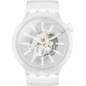 Swatch So27e106 WHITEINJELLY Big Bold