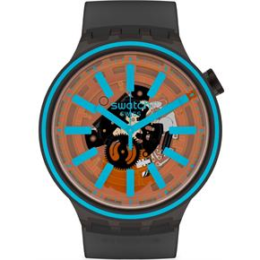 Swatch So27b112 Big Bold Erkek Kol Saati