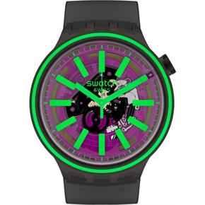Swatch SO27B113 Big Bold Erkek Kol Saati