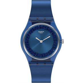 Swatch Gn269 SIDERAL BLUE Bayan Saati