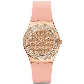 Swatch Ylg140 PINK CONFUSION Bayan Saati