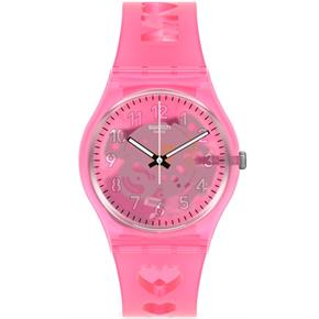 Swatch Gz354 LOVE WITH ALL THE ALPHABET