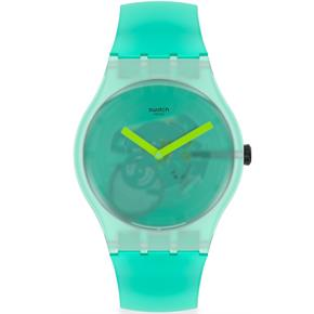 Swatch Suog119 NATURE BLUR Kol Saati