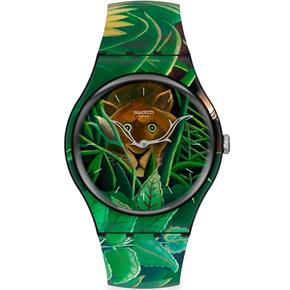 Swatch Suoz333 THE DREAM BY HENRI ROUSSEAU