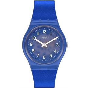 Swatch Gl124 BLURRY BLUE Kol Saati