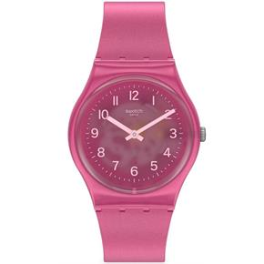 Swatch Gp170 BLURRY PINK Kol Saati